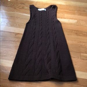 Zara knit A line dress